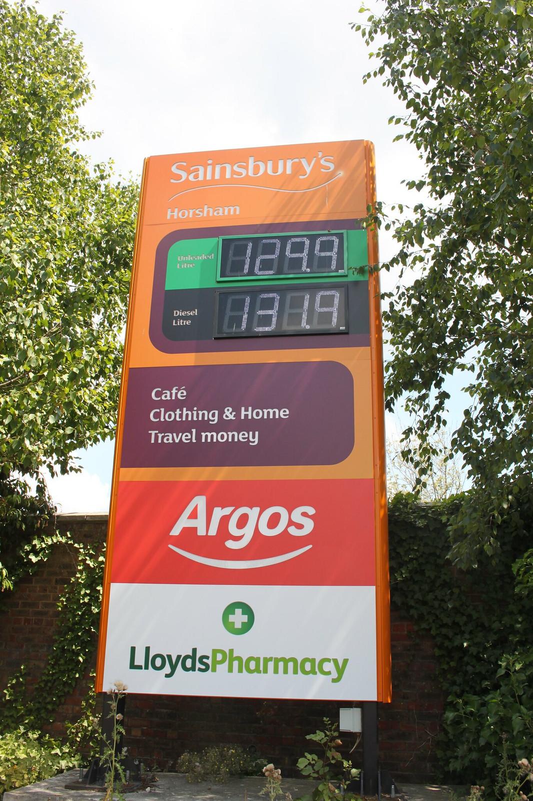 Argos in Sainsbury's Horsham