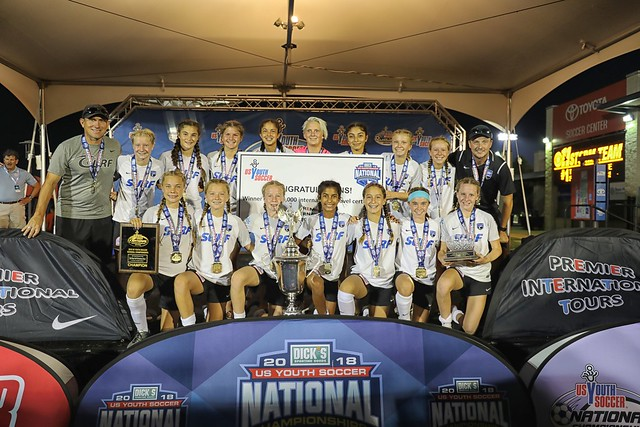 2018 US Youth Soccer National Championships
