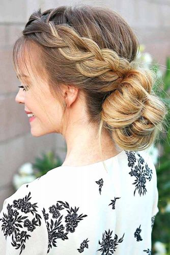 30+Most Stunning French Braid Hairstyles To Make You Amazed! 5