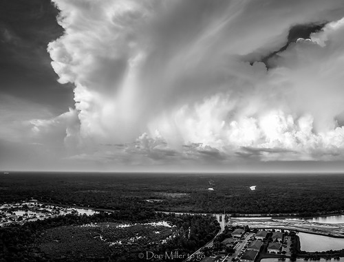 mavicpro blackandwhitephotography drone bw nature thunderstorm blackwhite outdoors bwphotography aerial sky clouds florida venice unitedstates us