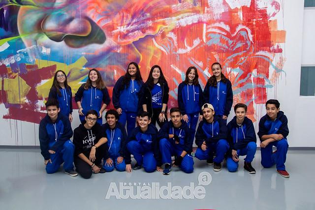 Inauguração do Núcleo de Educação Integrada da Fundação Romi