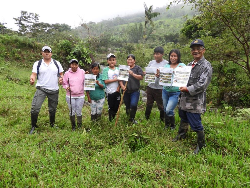 Prefectura del Carchi y Altrópico trabajan por la creación y ordenanza de la conservación del ACUS