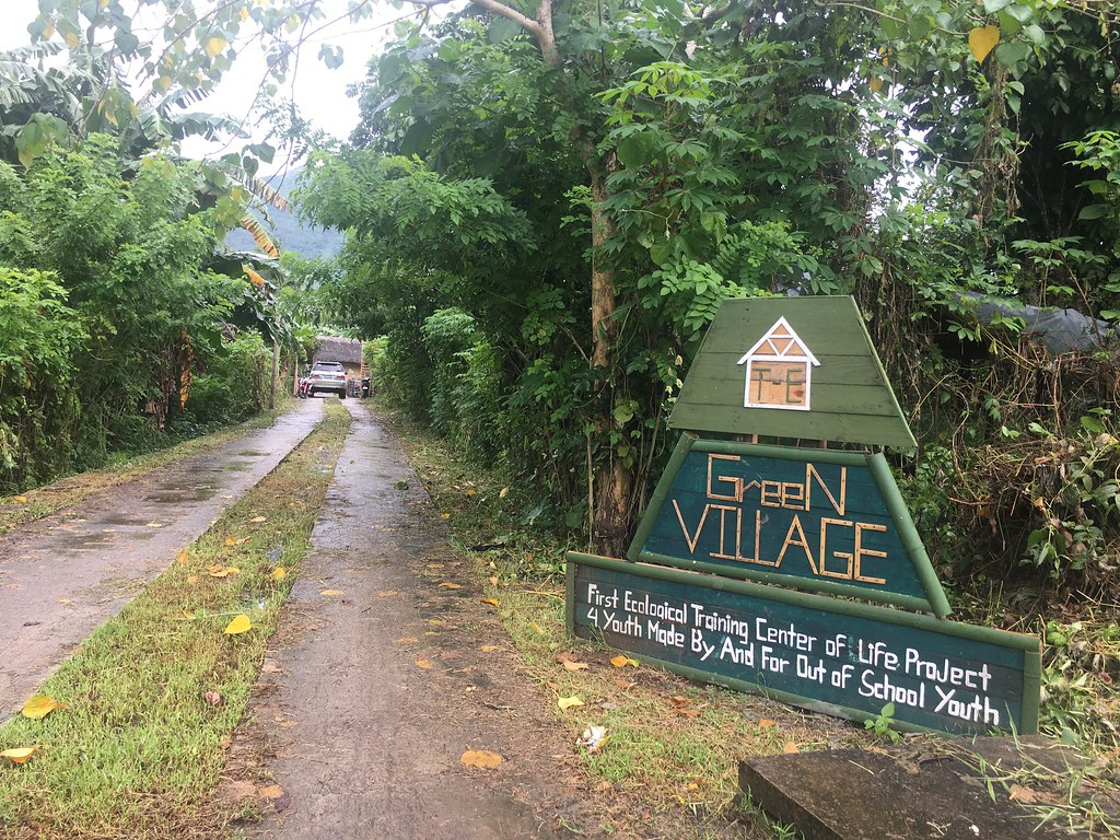 SCPW visit to LP4Y Blessing and Launching of Eco Village (July 2018)