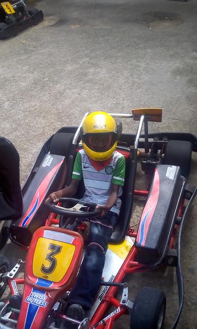 modi ready to drive