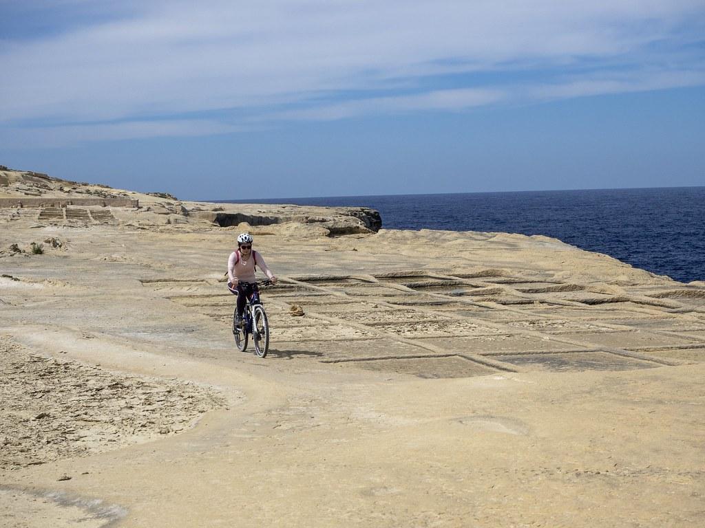 Saltpans Gozo