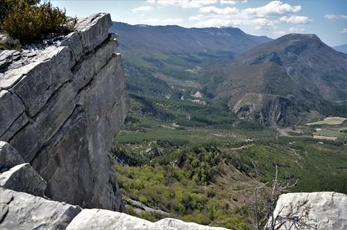 montagnedelure alpesdehauteprovence sommet paysage falaise forêt printemps peipin v1500