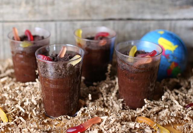 Dirt Dessert Cups