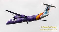 G-PRPJ FlyBe Bombardier Dash 8 (5)