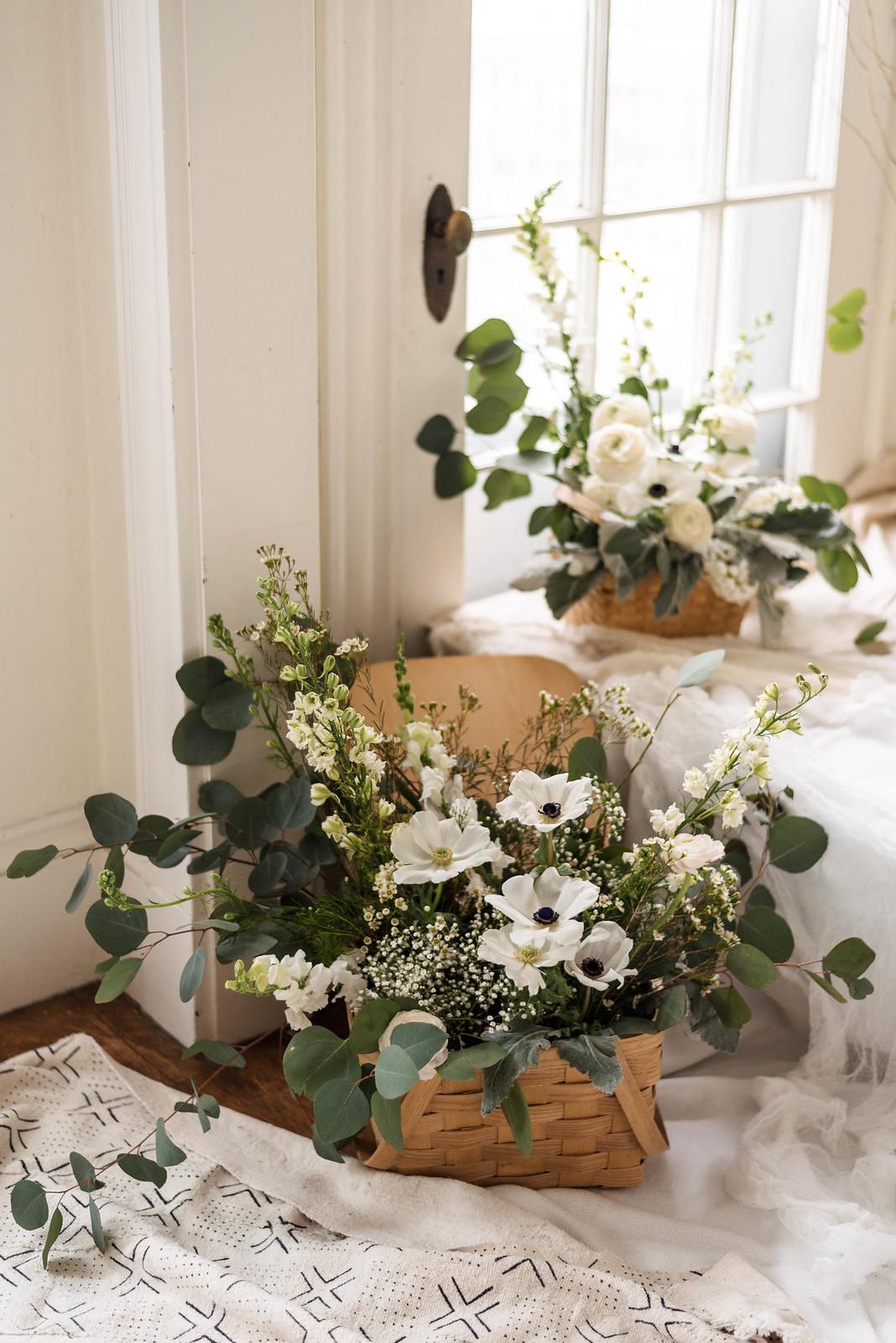 Picnic Flowers on http://juliettelaura.blogspot.com/