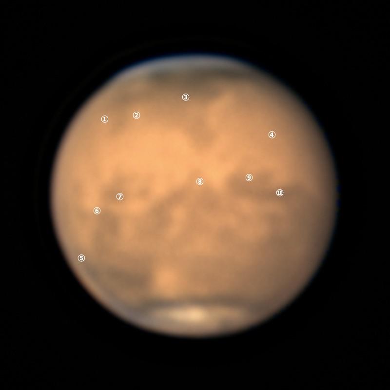 火星 (2018/7/20 01:18-01:45) (MAP用)