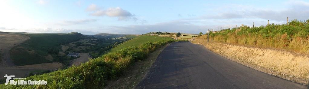 P1170617 - Route of the Mynydd y Gwair wind farm access track