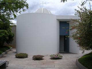 Oscar Niemeyer Chapel, Brasilia