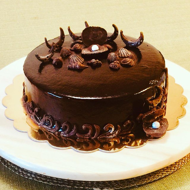Chocolate Mousse Cake by Sharmila's Kitchen