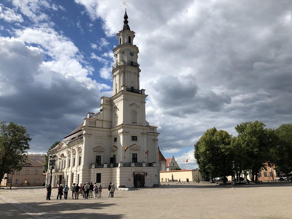 Kaunas, Kaunasin vanha kaupungintalo