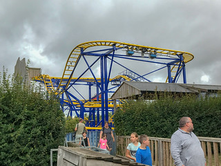 Photo 3 of 5 in the Twister Rollercoaster gallery