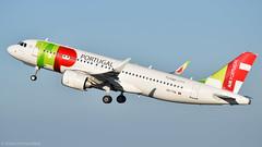 Airbus A320-251N I CS-TVA I TAP Air Portugal