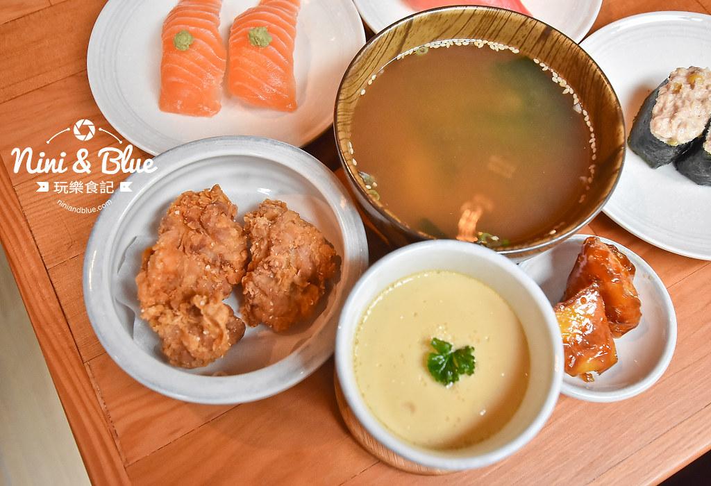 一笈壽司 台中 公益路 YIJI sushi 菜單16