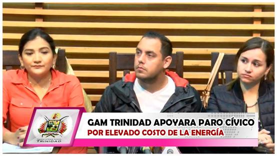 gam-trinidad-apoyara-paro-civico-por-elevado-costo-de-la-energia