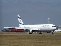 4X-EAL Boeing 767 (El Al Israel Airlines)