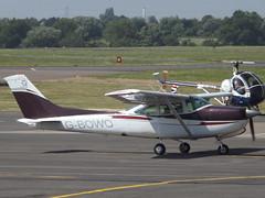 G-BOWO Cessna 182RG (Private)