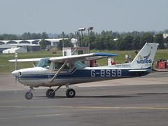 G-BSSB Cessna 150 (FlyWales)