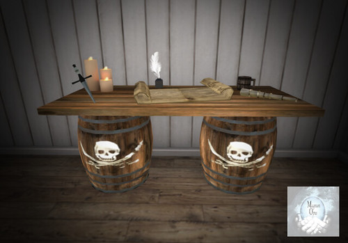 [MO]Pirate's Table