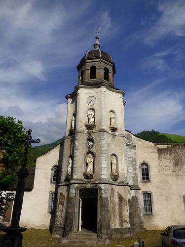 Eglise Notre-Dame...Sarrance