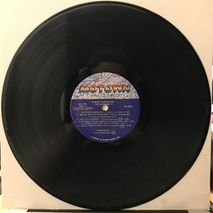 THE JACKSON 5:MAYBE TOMORROW(RECORD SIDE-B)