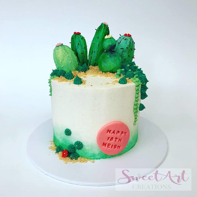 Cake by SweetArt Creations AU