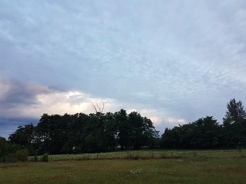 Post orage