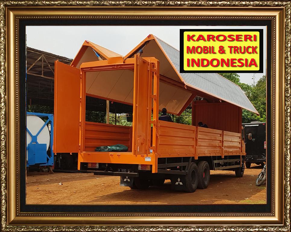 Karoseri Mobil & Truck Wingbox