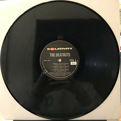 THE BEATNUTS:PROPS OVER HERE(RECORD SIDE-A)