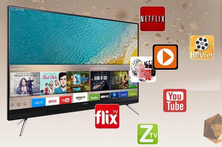 Internet tivi và Smart tivi