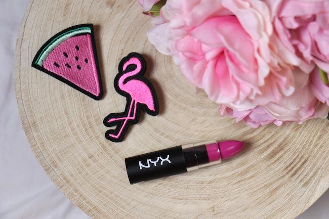 rouge-levres-shocking-pink-nyx-blog-mode-la-rochelle-5