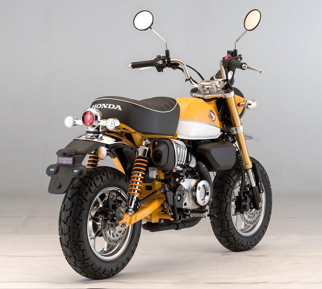 Honda Monkey 125 2018 - 0