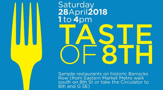 Taste of 8th SE