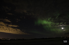 April 22nd Northern Lights Show