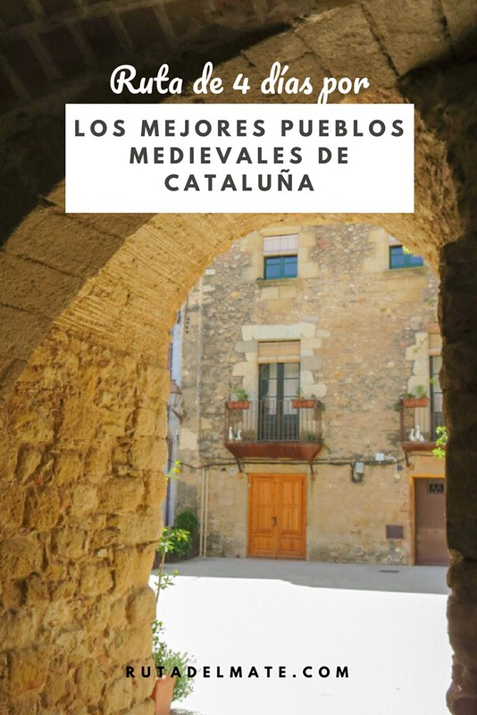 256-1 Pueblos de Cataluña