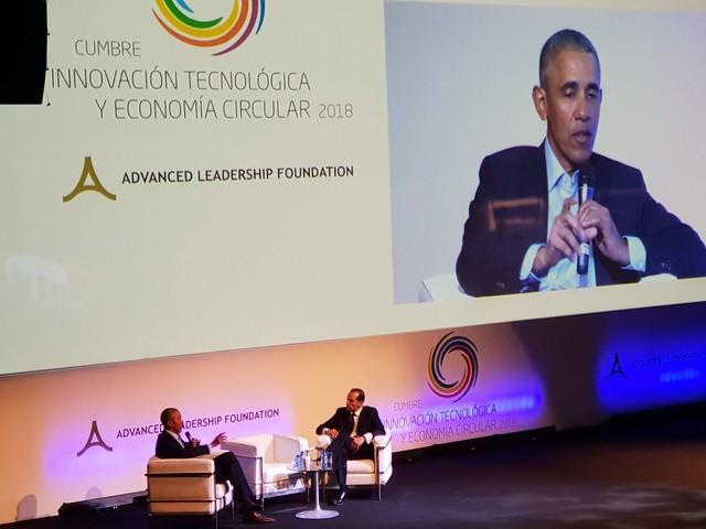cumbre economía circular e innovación
