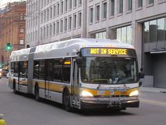 MBTA New Flyer XDE60