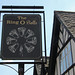 English Pub Sign - The Ring O Bells, Cheshire