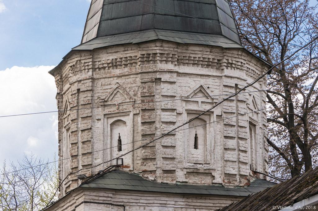 Спасо-Андроников монастырь. Южная башня.