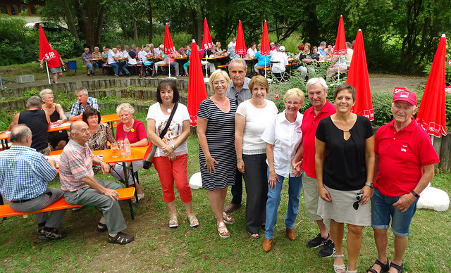 Sommerfest AG 60plus Weiden