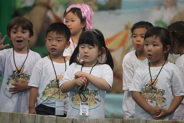 The Salvation Army Anchorage Korean Corps VBS