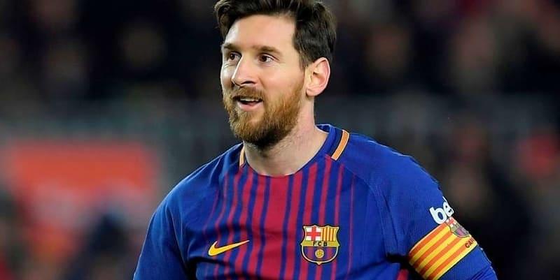 Messi ditunjuk sebagai kapten barcelona baru