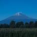 Popocatepetl Volcano / Вулкан Попокатепетль por Vladimir Zhdanov