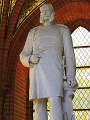Standbild Kaiser Wilhelms