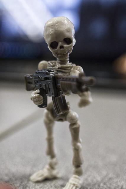 The tiniest martyr