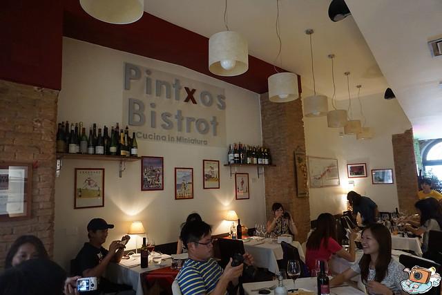 義法13日(Pintxos Bistrot)