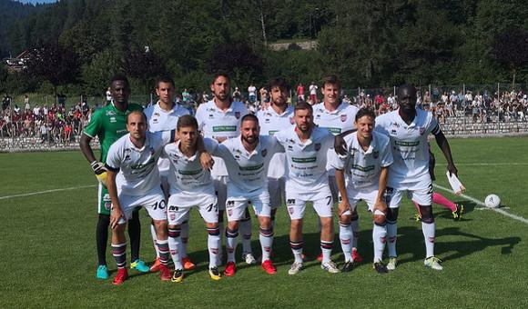 Pro Piacenza - Virtus Verona Coppa Italia - 1